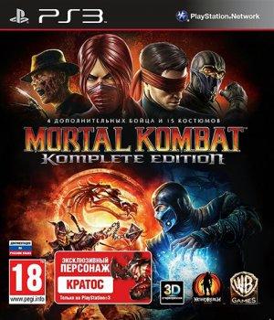 Mortal Kombat: Komplete Edition (2012) [FULL][ENG] [L] [3.55]