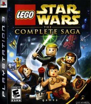 LEGO Star Wars: The Complete Saga (2007) [FULL][ENG][L][internal HDD only]