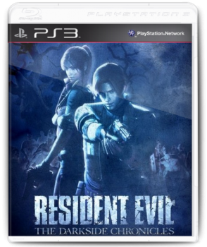 Resident Evil: The Darkside Chronicles (2012) [FULL][ENG][P]