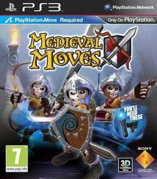 Medieval Moves Deadmunds Quest (2011) [PS Move][FULL][ENG][L]