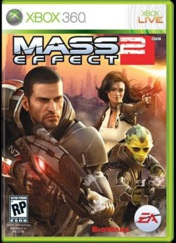 Mass Effect 2 (2010) [PAL] [RUS] [L]
