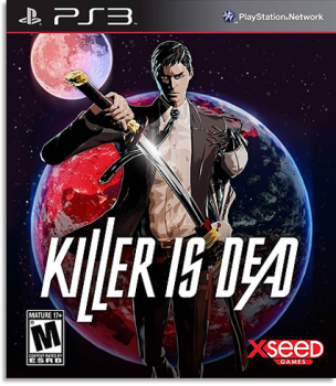 Killer is Dead (2013) [USA][RUS][P] [3.41][3.55][4.21+]