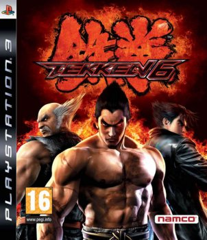 Tekken 6 (2009) [FULL] [MULTI] [L] (internal HDD only)