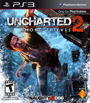 Uncharted 2: Among Thieves (2009) [PSN][PAL] [ENG][RUS][RUSSOUND] [Repack] [6xDVD5] [3.55]
