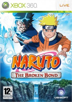 Naruto:The Broken Bond (2008) [Region Free] [RUS] [P]