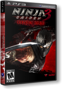 Ninja Gaiden 3: Razors Edge (2013) [FULL][ENG][L] [3.55][4.20] [4.30]