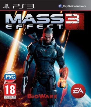 Mass Effect 3 (+ All DLC) (2012) [USA][RUS][L]