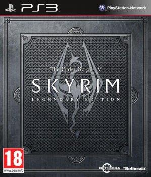 The Elder Scrolls V: Skyrim - Legendary Edition [USA][RUS][RUSSOUND][P] (Modded)