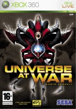 Universe at War: Earth Assault (2008) [Region Free][RUS][P]