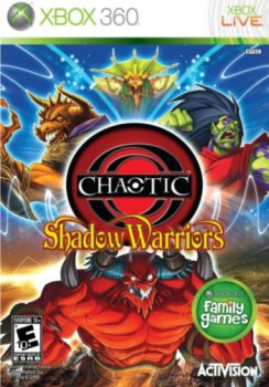 Chaotic Shadow Warriors (2009) [Region Free][RUS][P]