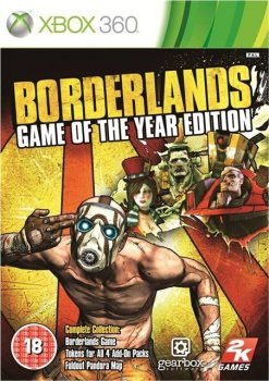 Borderlands: Game of the Year Edition (2011) [ENG][FULL][L]
