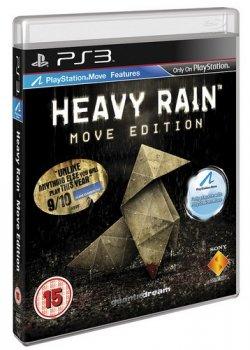 Heavy Rain: Move Edition (2010) [RUS][RUSSOUND] [Repack] [L]
