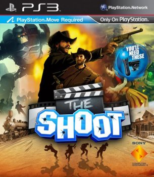 The Shoot (2010) [FULL][EUR][RUS][PS Move][L]
