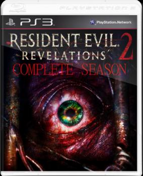 Resident Evil: Revelations 2 (Full Complete Season) (2015) [FULL][RUS][L] [3.41][3.55][4.21+]