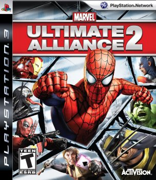 Marvel Ultimate Alliance 2 (2009) [FULL][EUR][ENG][L]