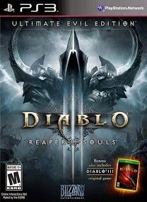 Diablo III: Reaper of Souls Ultimate Evil Edition (2014) [EUR][RUS][RUSSOUND][RIP] [3.41][3.55][4.21+]