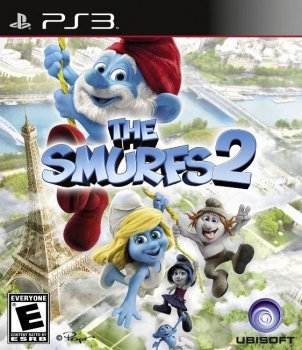 The Smurfs 2 (2013) [EUR][ENG][L]