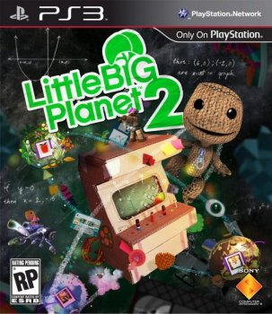 Little Big Planet 2 (2011) [MOVE][Rip][USA][RUS][RUSSOUND][L]