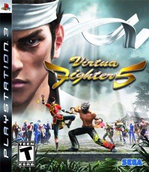 Virtua Fighter 5: Final Showdown (2012) [ENG][PSN][Cobra ODE / E3 ODE PRO ISO]