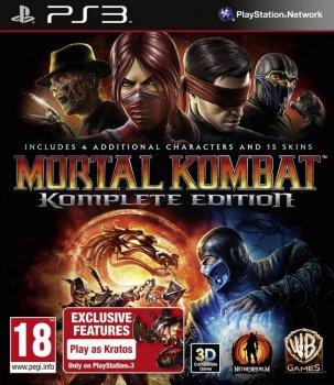 Mortal Kombat: Komplete Edition (2012) [EUR][RUS][P]