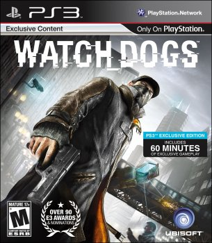 Watch Dogs (2014) [EUR][RUS][ENG][L] [3.41][3.55][4.21+]
