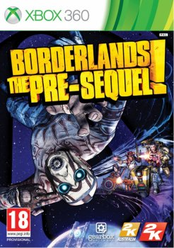 Borderlands: The Pre-Sequel! (2014) [Region Free][RUS][P] (XGD3) (LT+3.0)