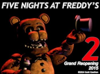Five Nights at Freddy's 2 1.0 / [2014, Аркада