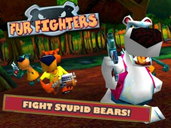 Fur Fighters: Viggo on Glass 1.1
