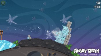 Angry Birds Space HD 1.2.1