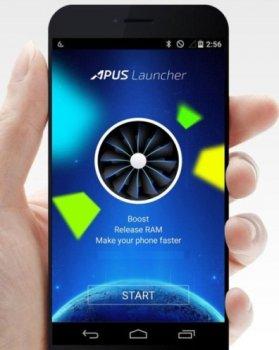 Apus Launcher 2.1.1 [