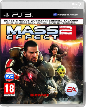 Mass Effect 2 (2011) [FULL][RUS][L]