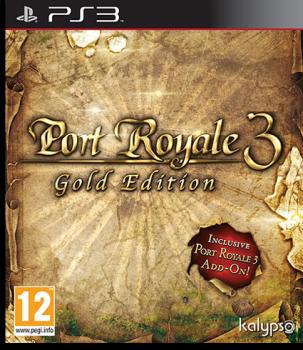 Port Royale 3: Gold Edition (2013) [FULL][ENG][L] [4.30+]