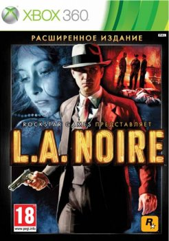 L.A. Noire : The Complete Edition (2011) [Region Free][RUS][P]