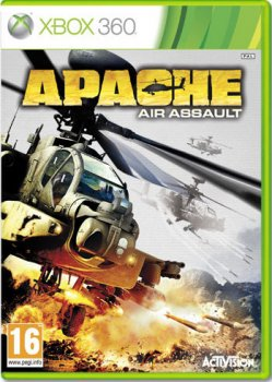 Apache: Air Assault (2010) [PAL][RUS][P]