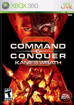 Command & Conquer 3: Kane's Wrath (2008) [PAL] [RUS] [P]