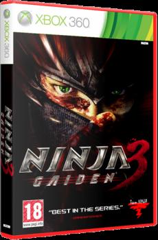 Ninja Gaiden 3 (2012) [PAL][RUS][P] (XGD3)