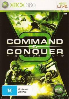Command & Conquer 3: Tiberium Wars(2007) [RUS] [PAL] [P]