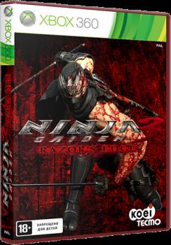 Ninja Gaiden 3: Razor's Edge (2013) [Region Free][ENG][L] (XGD3) (LT+ 3.0)