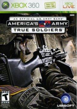 America's Army: True Soldiers (2007) [NTSC-U] [NTSC-J][ENG][L] (XGD2)