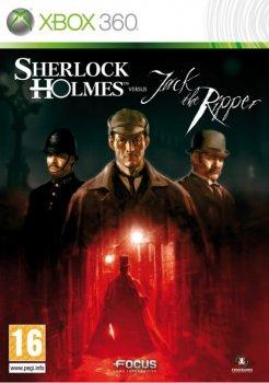 Sherlock Holmes Vs Jack The Ripper (2009) [PAL] [RUS] [P]