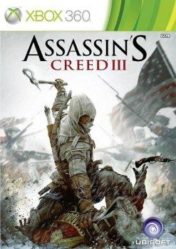 Assassin's Creed III (2012) [PAL][RUS][RUSSOUND][L] (XGD3) (LT+ 3.0)