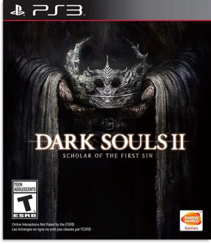 Dark Souls II: Scholar of the First Sin (2015) [EUR][RUS][L] [4.65]