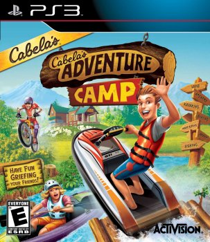 Cabela's Adventure Camp (2013) [EUR] [FULL][ENG][L][PS MOVE] [4.30]