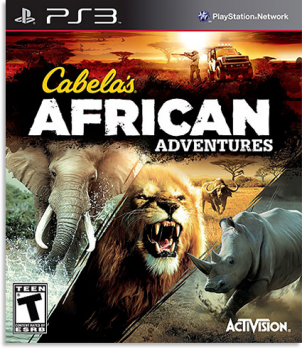 Cabela's African Adventures (2013) [FULL][ENG][4.30+]