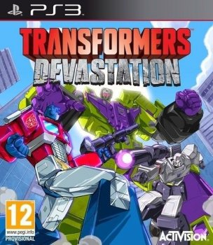 Transformers: Devastation (2015) [FULL][ENG][L]