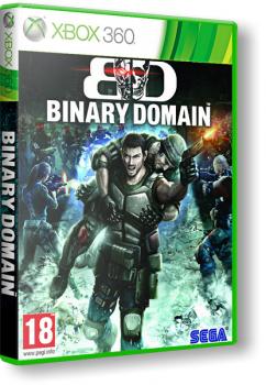 Binary Domain (2012) [Region Free][RUS][P] (XGD3) (LT+3.0)