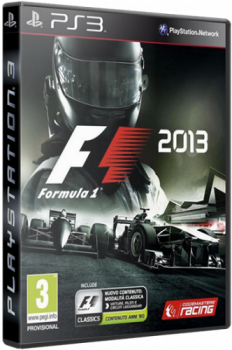 F1 2013 (2013) [EUR][RUS][RUSSOUND][L] [3.55][4.30+]