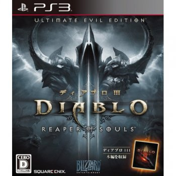 Diablo III: Reaper of Souls Ultimate Evil Edition (2014) [EUR][RUS][RUSSOUND][RePack] [4.21+]