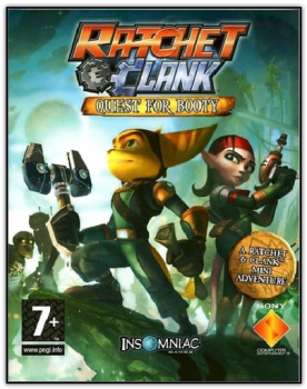 Ratchet & Clank Future: Quest for Booty (2008) [ENG][RePack]