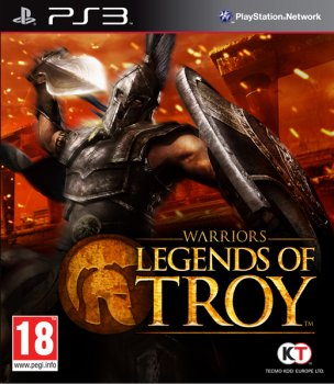 Warriors: Legends of Troy (2011) [FULL][RUS][P]